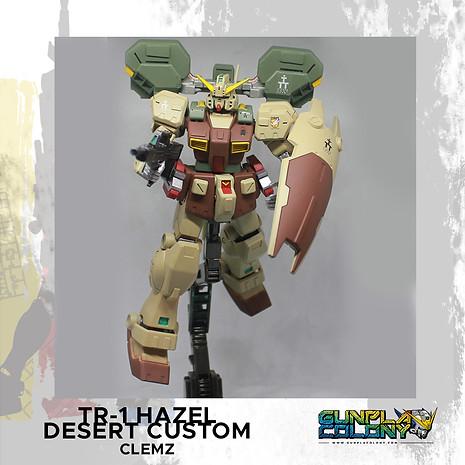 TR-1 Hazel desert custom