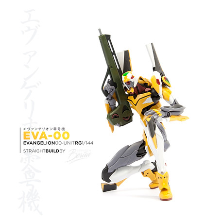 RG 1/144 - EVA-00 Unit