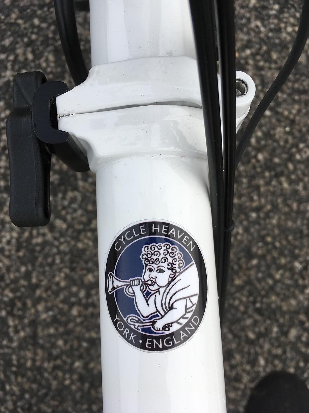 Brompton electric cycle heaven york