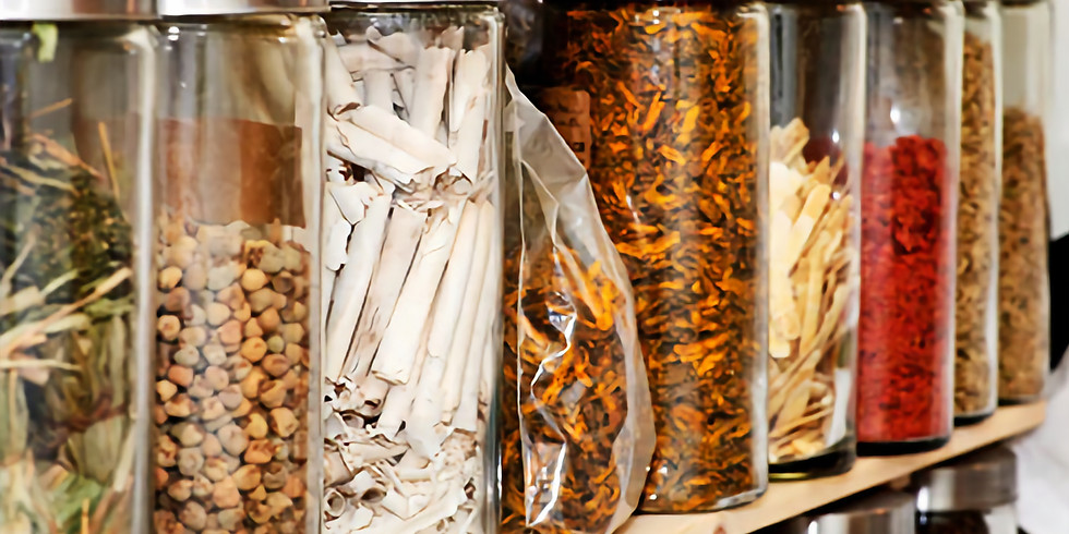 CREATING AN HERBAL APOTHECARY