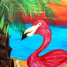 Marian's Flamingo