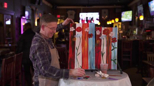 Jerry will make you an artist!