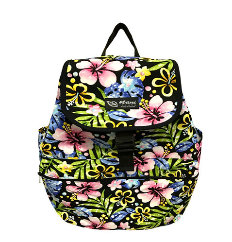 Groovy Hibiscus Back Pack S