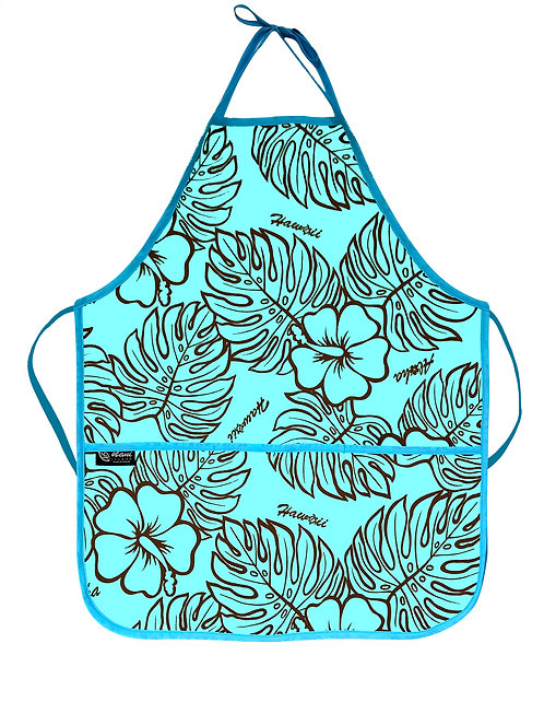 Monstera Lover Adult Apron