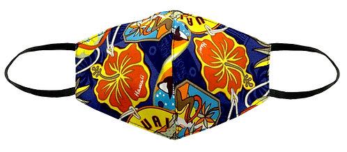 Aloha Tag Mask