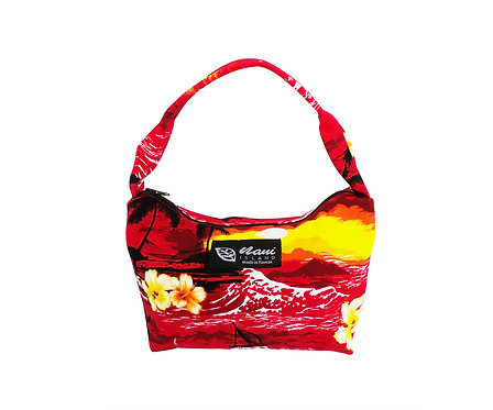 Waikiki Sunset Pouch Hand Bag
