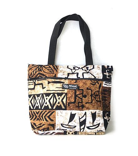 Stickman Tote Bag w/Zipper M