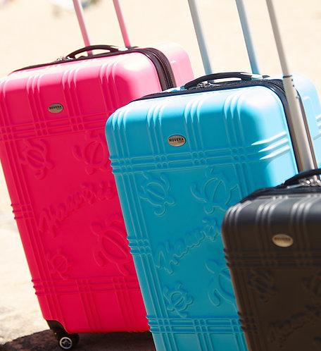 3 set of Aloha Turtle Hard Case Luggage