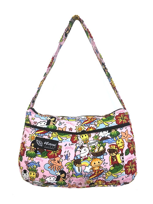 Island Fun Two Pocket Hand Bag