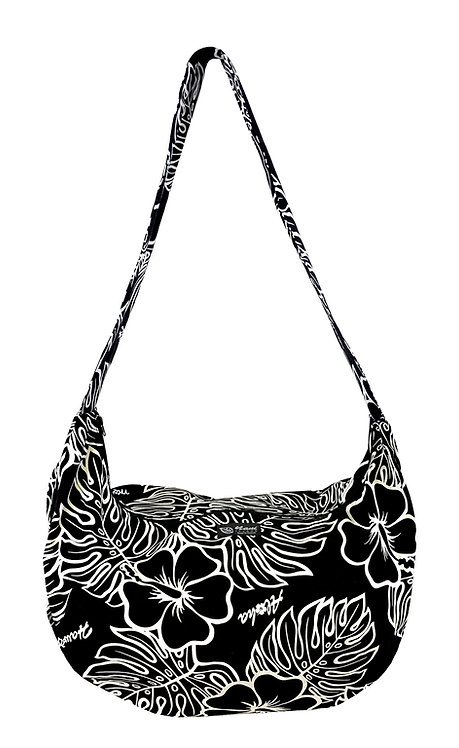 Monstera Lover Duffle Sling Bag