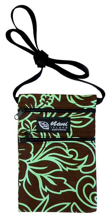 Pineapple Line iPhone Bag