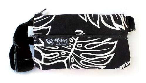 Monstera Lover Waist Bag S