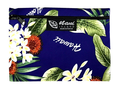Endangered Lehua Cosmetic Pouch