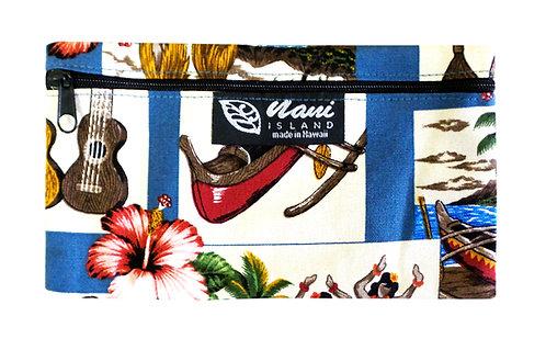 Hawaiian Dance Glasses Case