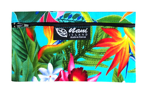 Tropical Blossom Glasses Case