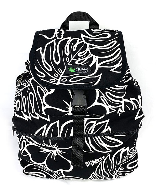 Monstera Lover Back Pack