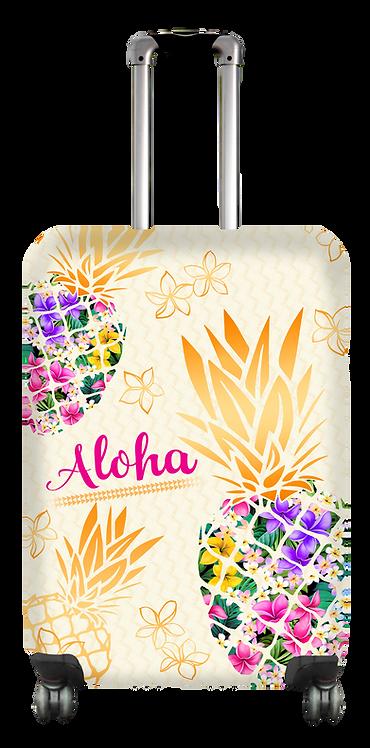Pineapple Hard Case Luggage