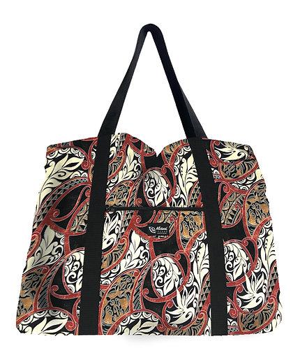 Honua Shopping Bag w/Zipper