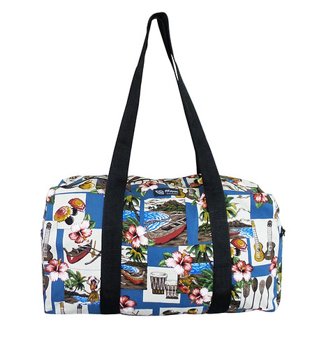 Hawaiian Dance duffle Bag
