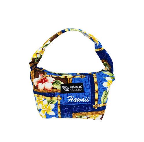 Box of Plumeria Pouch Hand Bag