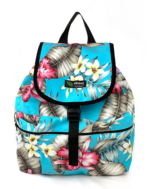 Orchid Garden Back Pack
