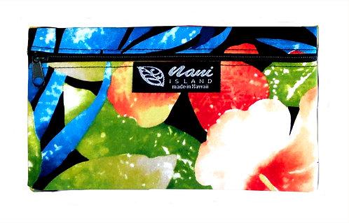 Watermark Floral Glasses Case