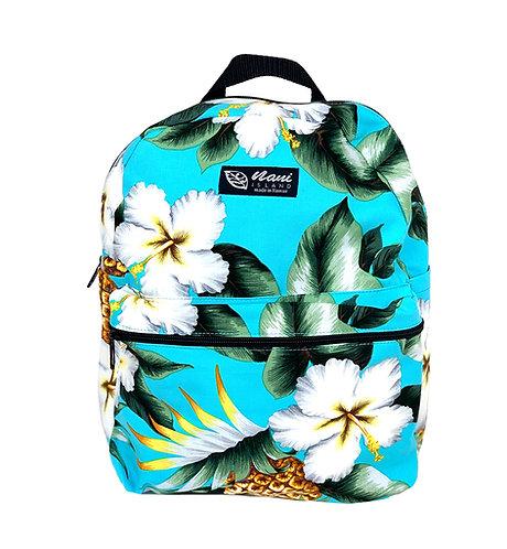 Kunia Pineapple Back Pack w/Zipper