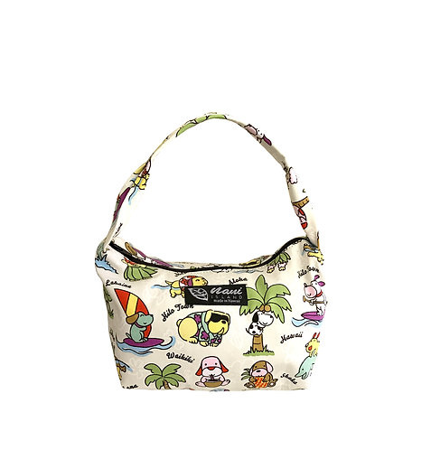 Doggie in Paradise Pouch Hand Bag