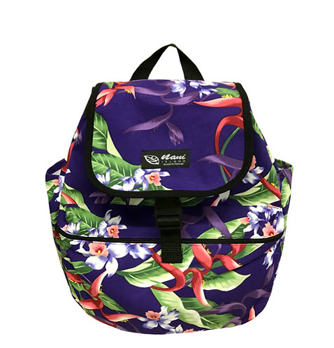 Hanging Heliconia Back Pack S