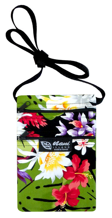 Night Blooming Bouquet iPhone Bag