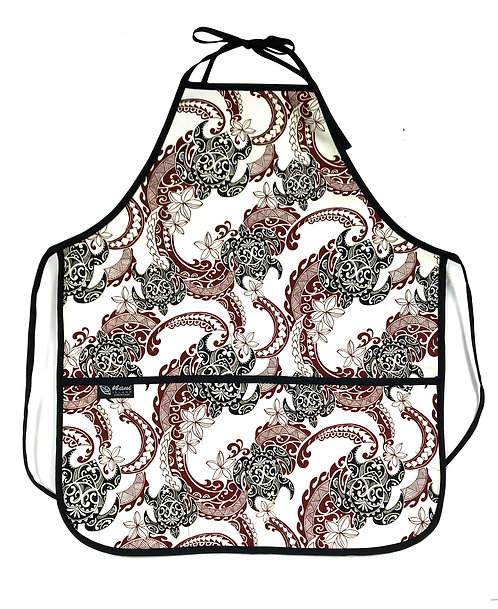 Tribal Tattoo Adult Apron