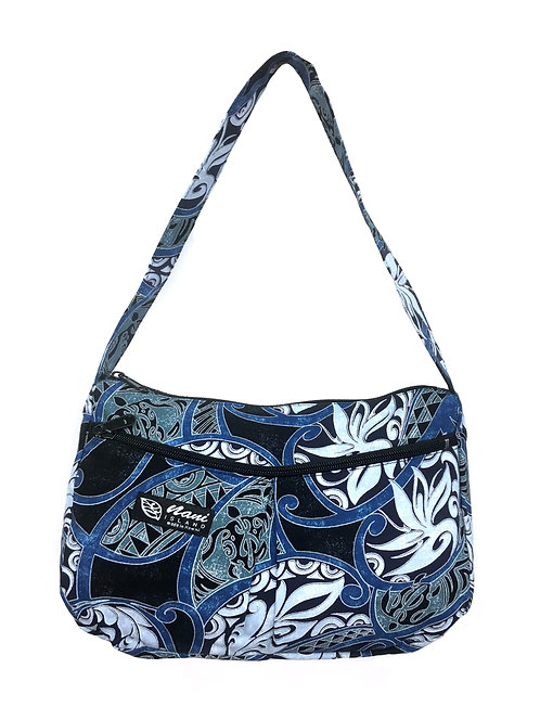 Honua Two Pocket Hand Bag