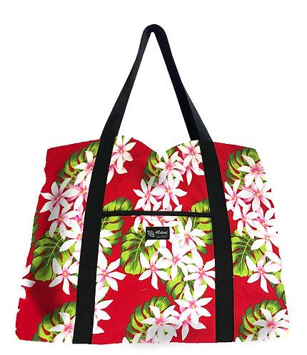 Tiare Lei Shopping Bag w/Zipper