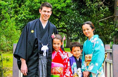 Kimono photoshoots in Brisbane