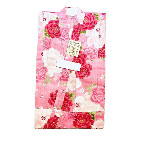 Girl's yukata (size 130)