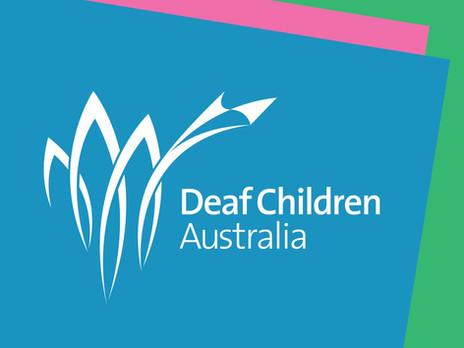 Deaf Children Australia - Get Connected Program