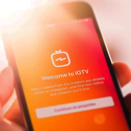 Por Que Usar O IGTV?