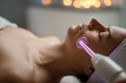 High Frequency Spot Treatment