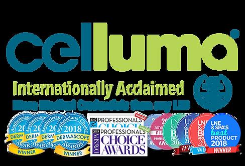 Celluma-w-Awards.png