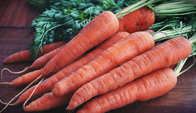 Carrots, raw
