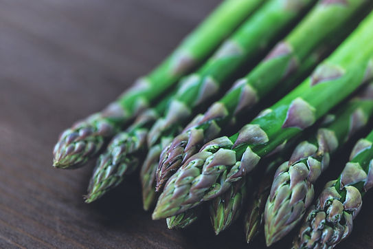 Asparagus, raw