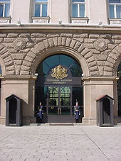 Bulletproof entrance doors and frames