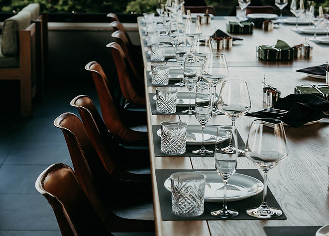 Tavolo per nozze