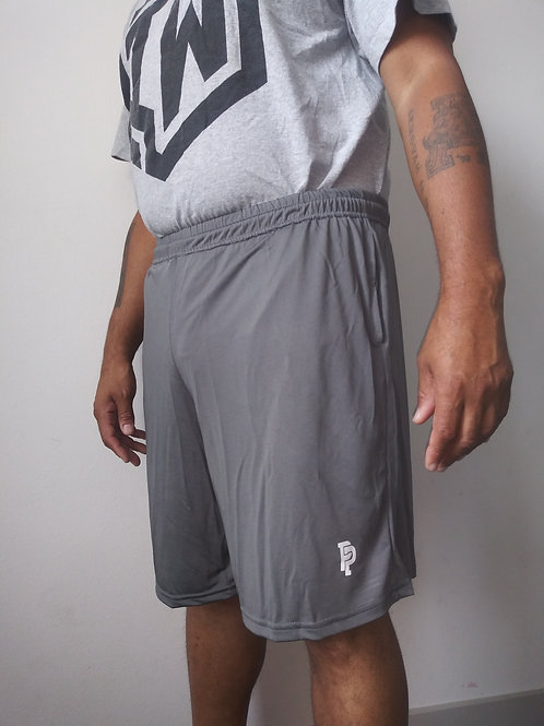 Men's PP Quicker Dry Grey Performance Shorts