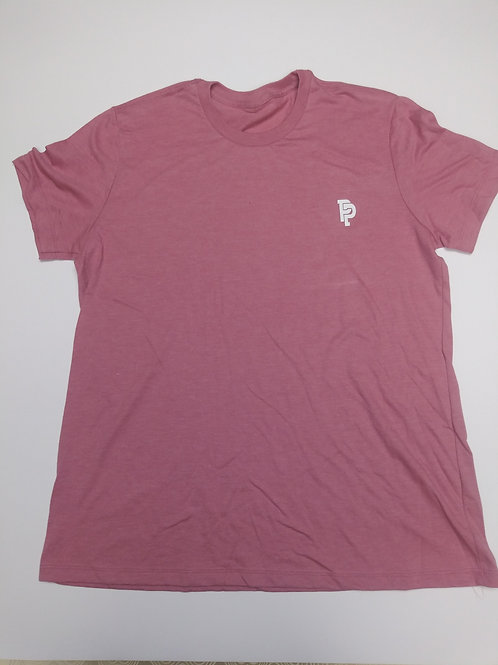 Women's PP Quicker Dry Plum Rose Tee