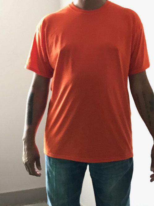 Men's CT Quicker Dry Burnt Orange Tee