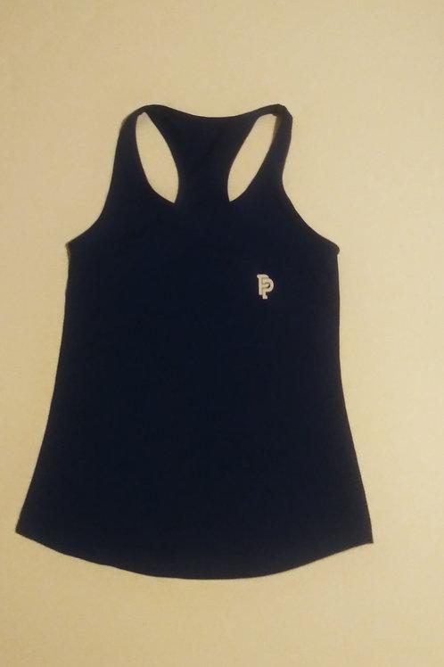Women's PP Quicker Dry Royal Blue Tank Top