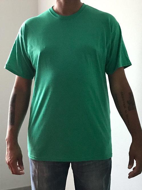 Men's CT Quicker Dry Green Tee