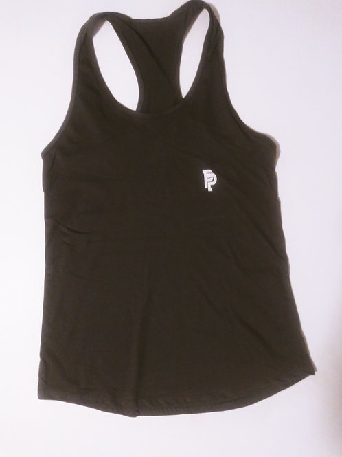 Women's PP Quicker Dry Grey Tank Top