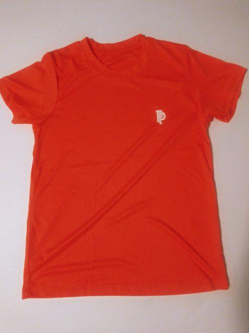 Women's PP Quicker Dry Orange Performance Tee